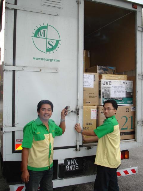 MS Cargo Jakarta