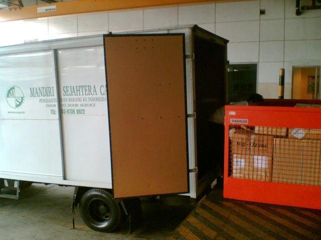 MS Cargo Johor